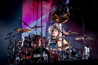 Mikkey Dee of the Scorpions