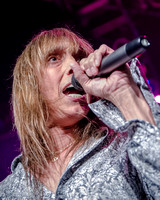 Jeff Keith of Tesla